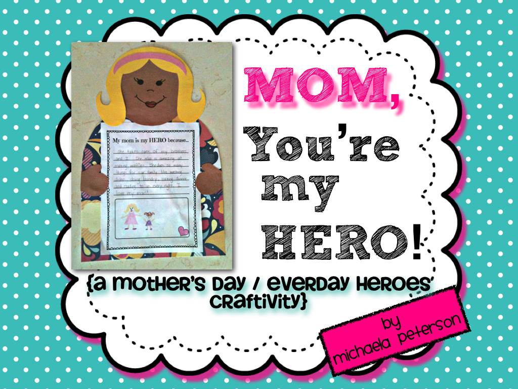 mother: my super hero and my guide essay So yes, my mother is my hero and i think she always will be if your mother is your hero, then this is the perfect article to read if your mother.